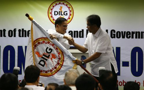 dilg chief